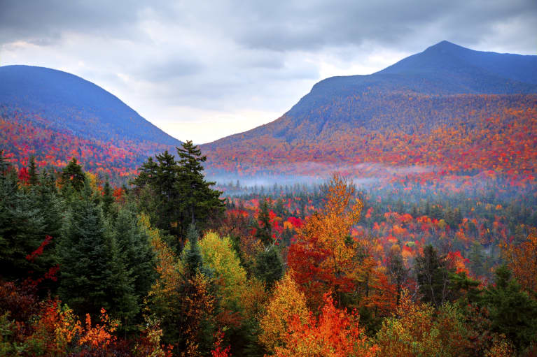 25 Best Fall Hikes