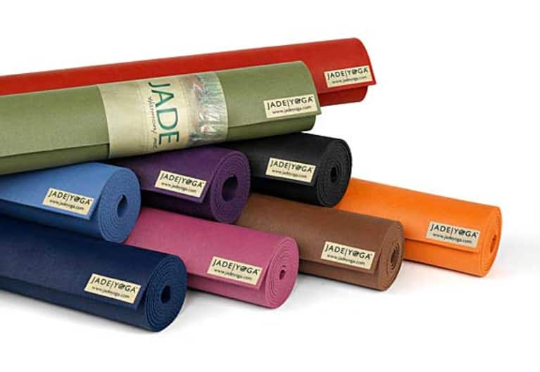 2cd2a827cee 3 Yoga Mats for Sweating, Not Slipping - mindbodygreen