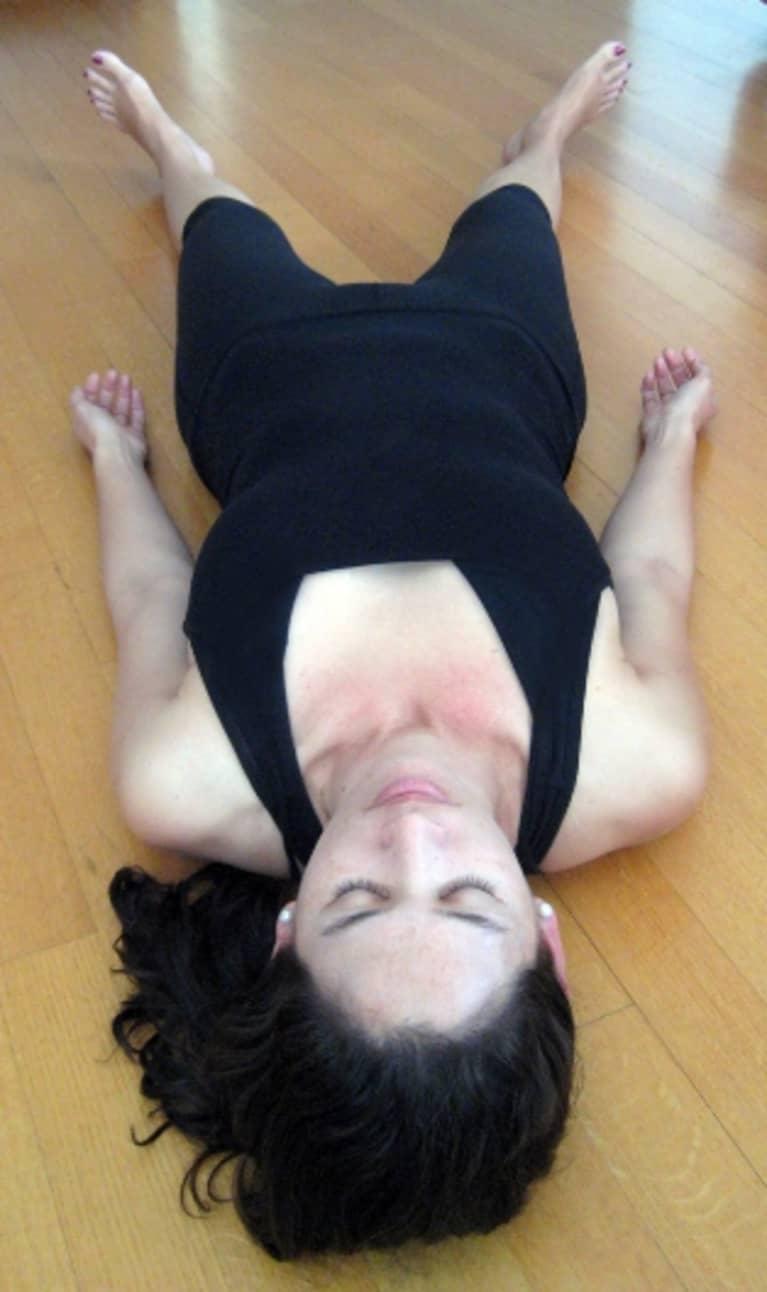5 life affirming benefits of corpse pose mindbodygreen
