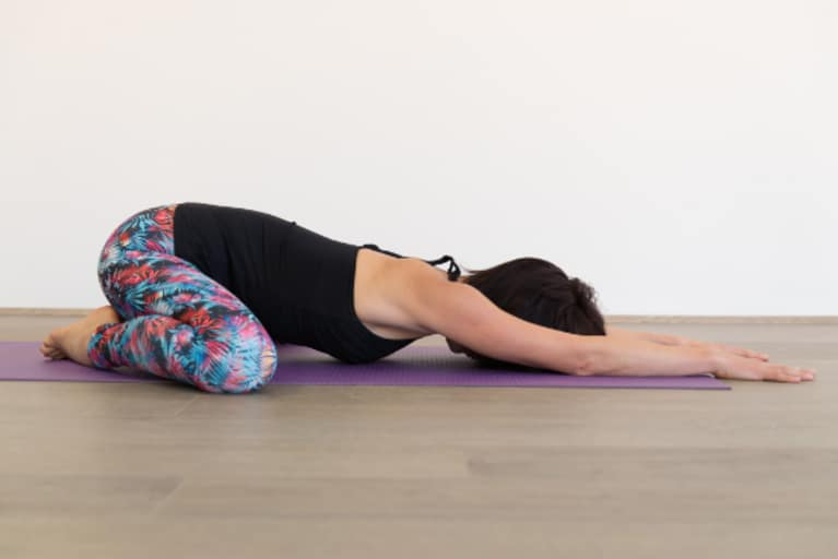 Yin Yoga For Insomnia - mindbodygreen