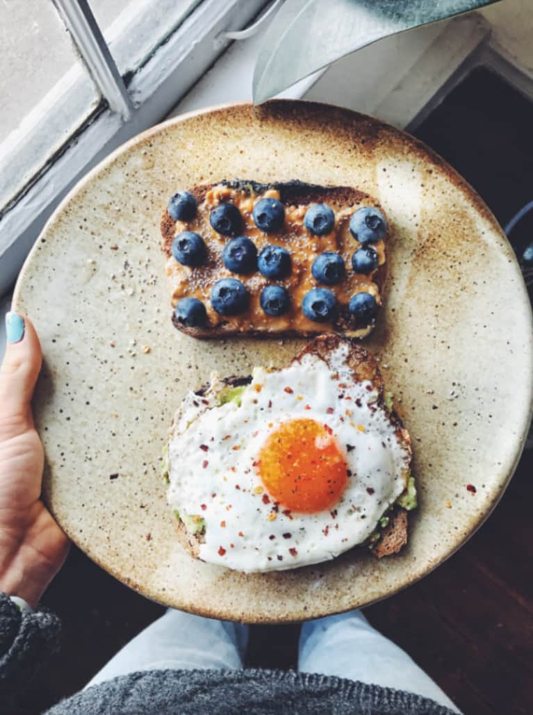 What Instagram Star Lee From America Eats In A Day