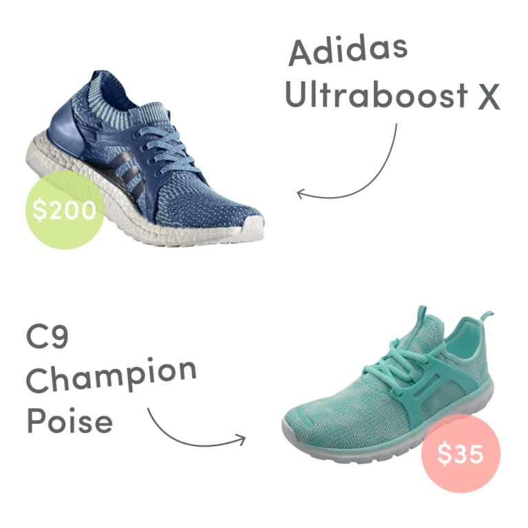 7bc4d8c43 Cheap Running Shoes Vs. Expensive Ones