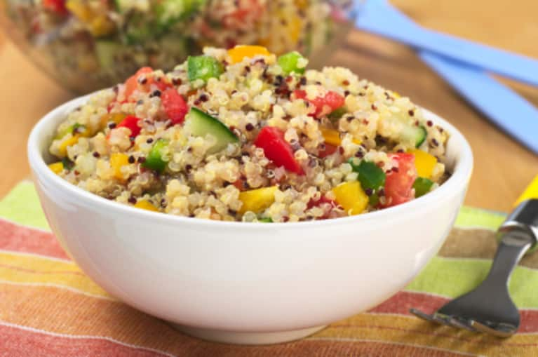 Quinoa digestion