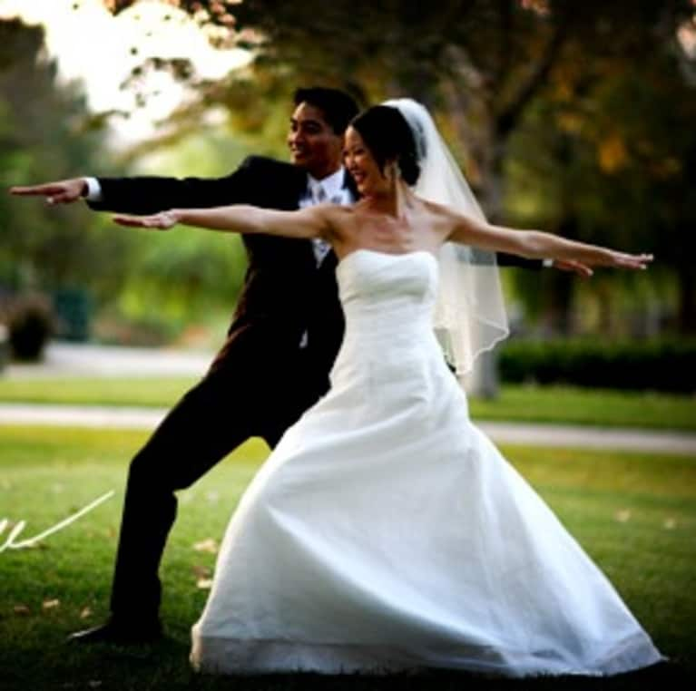 Feng Shui Guide For Beginners 10 Essentials For A Healthy Body And Mind: 7 Yoga Poses For Brides & Grooms