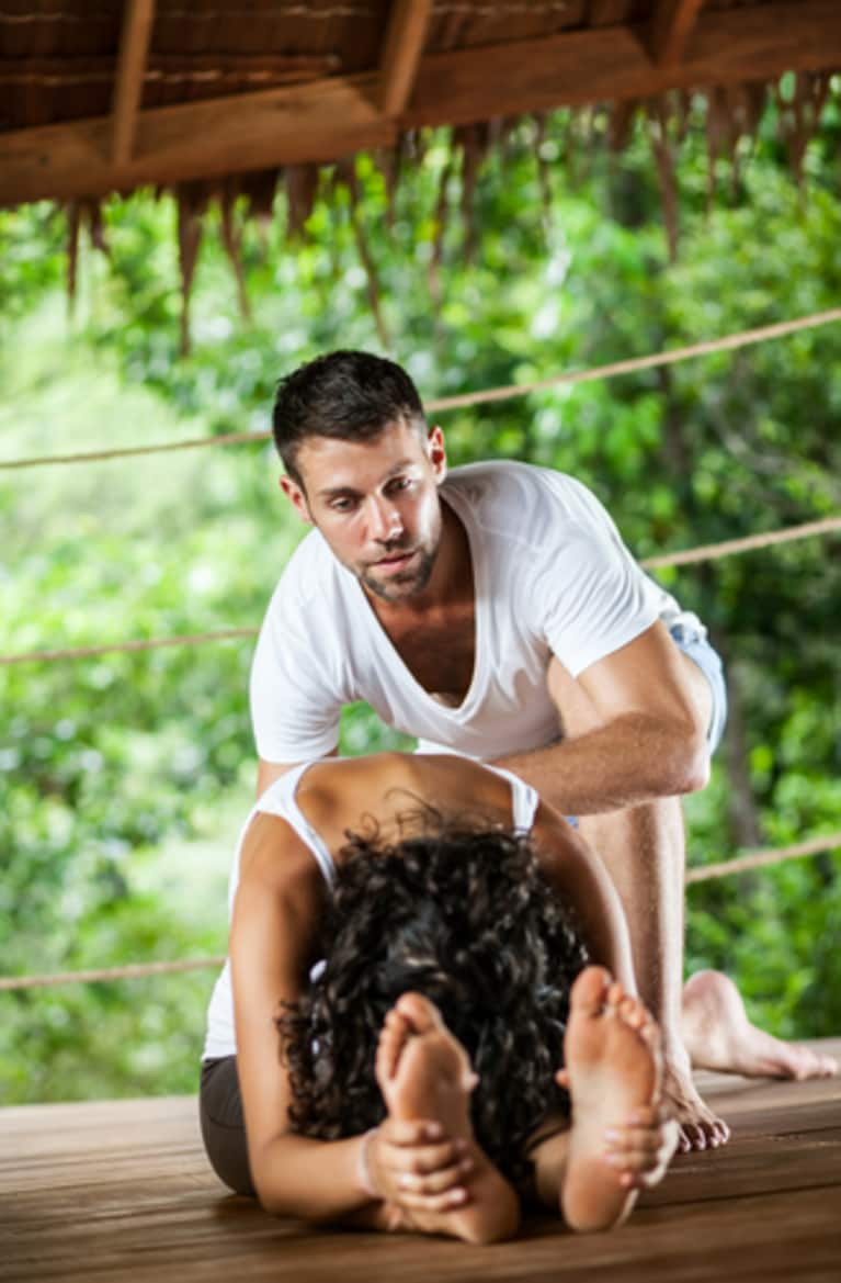 dating a male yoga teacher The following list highlights the top 100 influential yoga teachers in  and to  date remains one of the most thorough guides to the ashtanga yoga system  on  pattabhi jois with fellow ashtanga yoga teacher guy donahuye,.