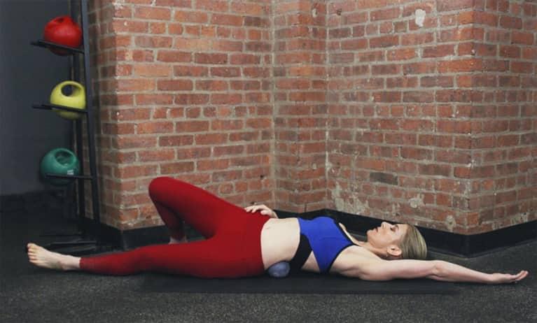 Yoga Tune Up Founder Jill Miller Shares Corrective Back