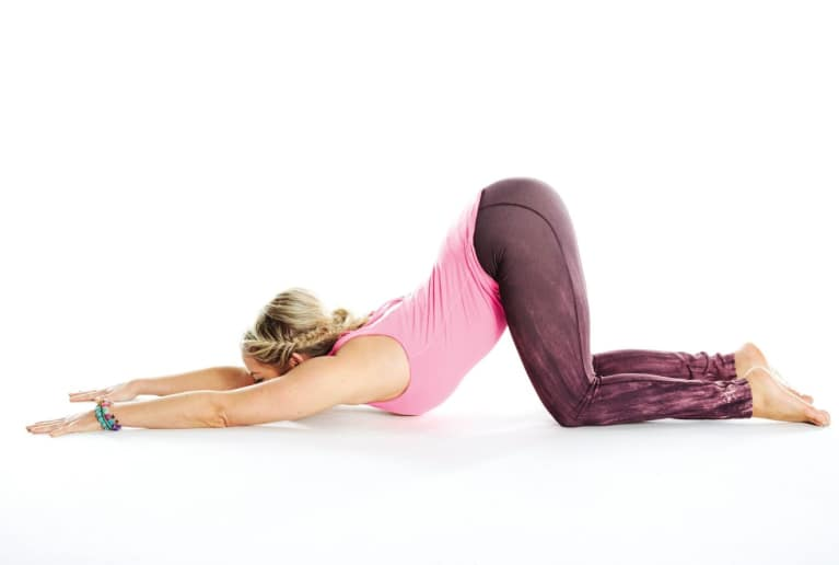 Kathryn Budig's Yoga Sequence For More Energy