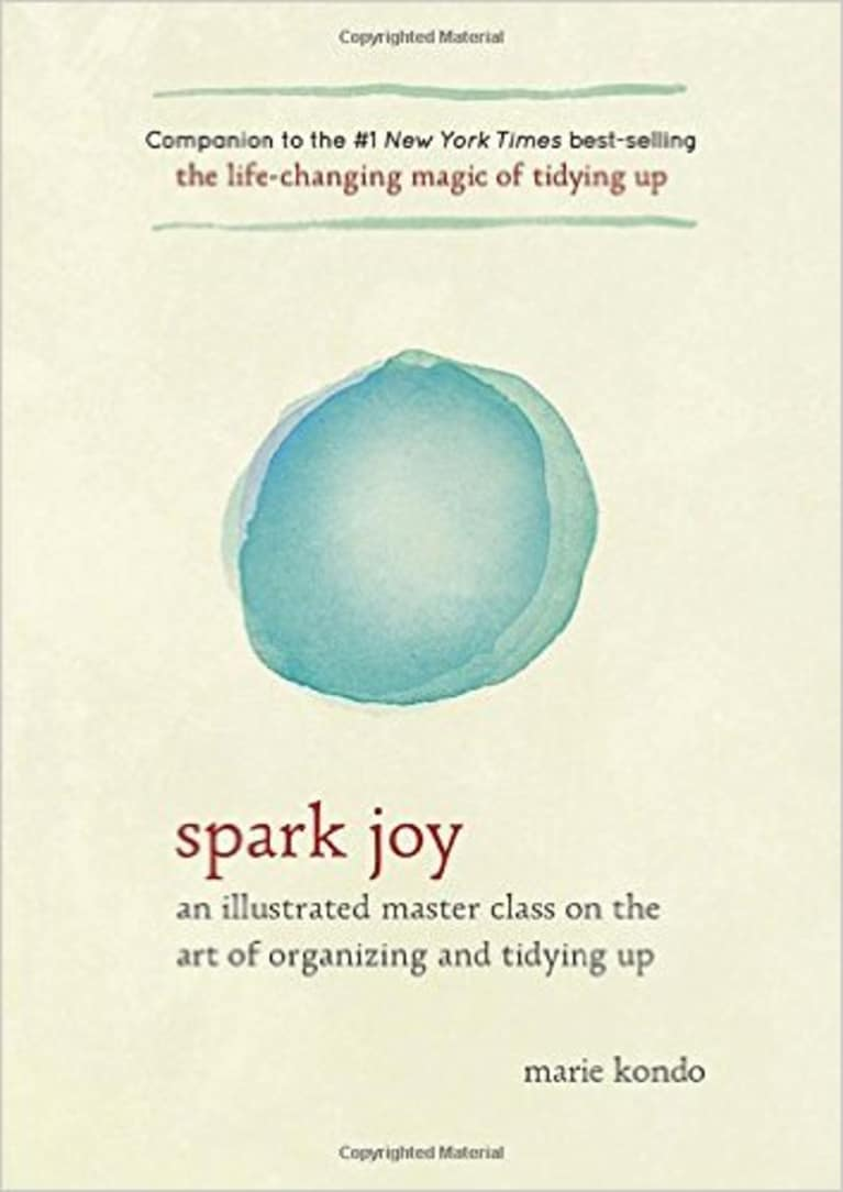 20 wellness books worth reading in 2016 mindbodygreen spark joy an illustrated master class on the life changing magic of organizing and tidying up fandeluxe Gallery