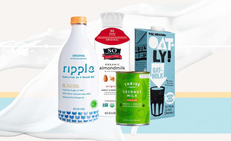 67018bcbaf6 Healthiest Nondairy Milk