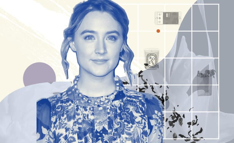 Saoirse Ronan Revealed a New Haircut on the 2018 Oscars Red Carpet