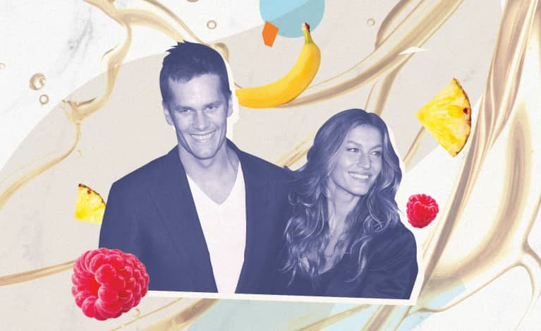 Gisele Celebrates Her Anniversary With Unseen Wedding Pictures