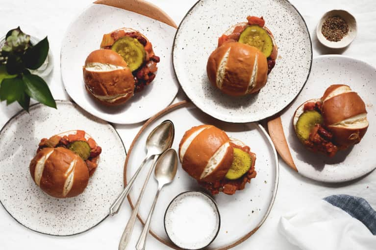 These Vegan Sloppy Joes Will Take You Straight Back To Childhood