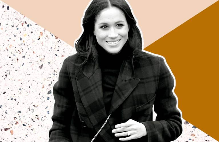 Meghan Markle Is Part of a New Cookbook Project