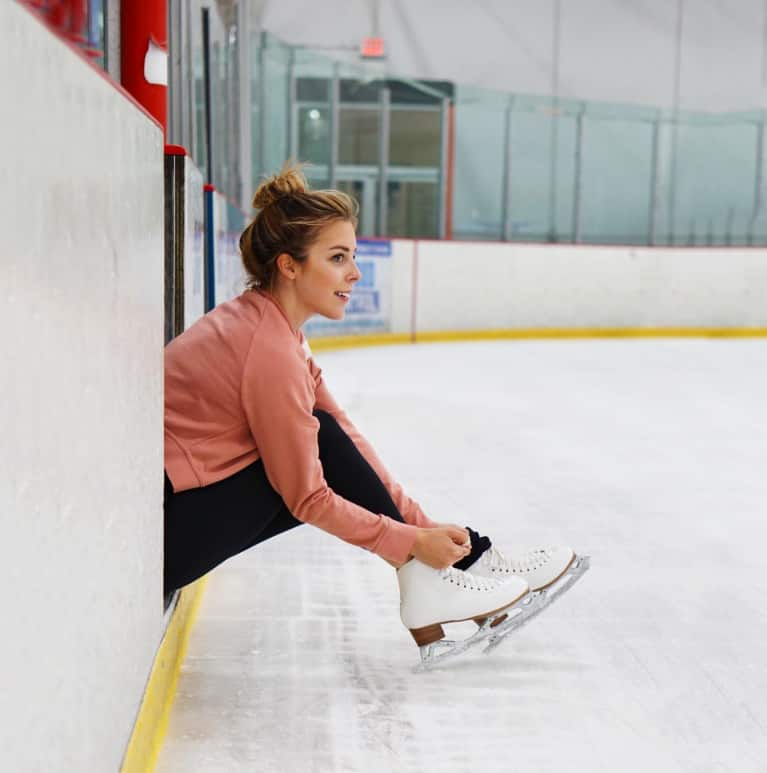 This Life-Altering Experience Shifted Olympian Ashley Wagner's Approach To Wellness