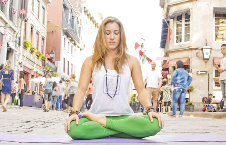 Why I'm Going To Meditate Every Day For A Year