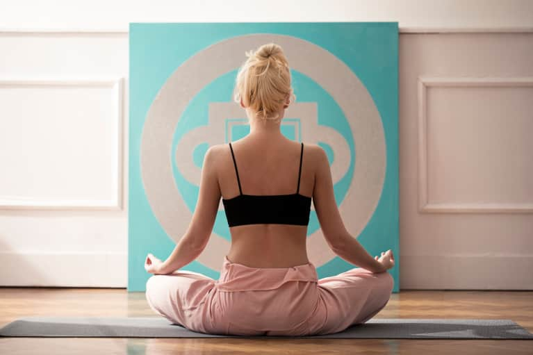 5 Tips For Creating An At-Home Yoga Practice