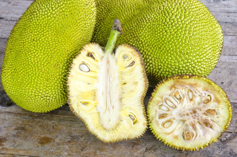 Fruit that looks like jackfruit