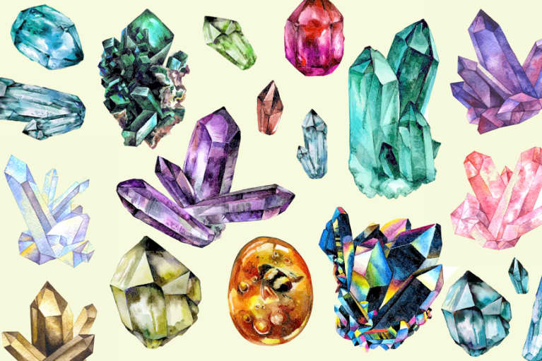 The Crystal Rituals That Will Amplify Your Astrological Potential This February