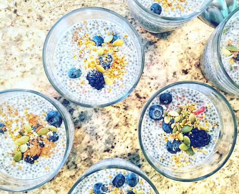 A Delicious Chia Pudding Recipe To Balance Your Hormones