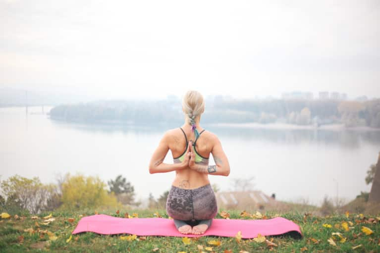 10 Places You Could Be Meditating (But Probably Aren't)