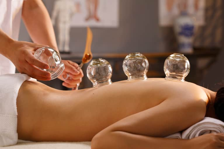 Cupping Therapy For Your Face—Why You Should Try Cupping ...