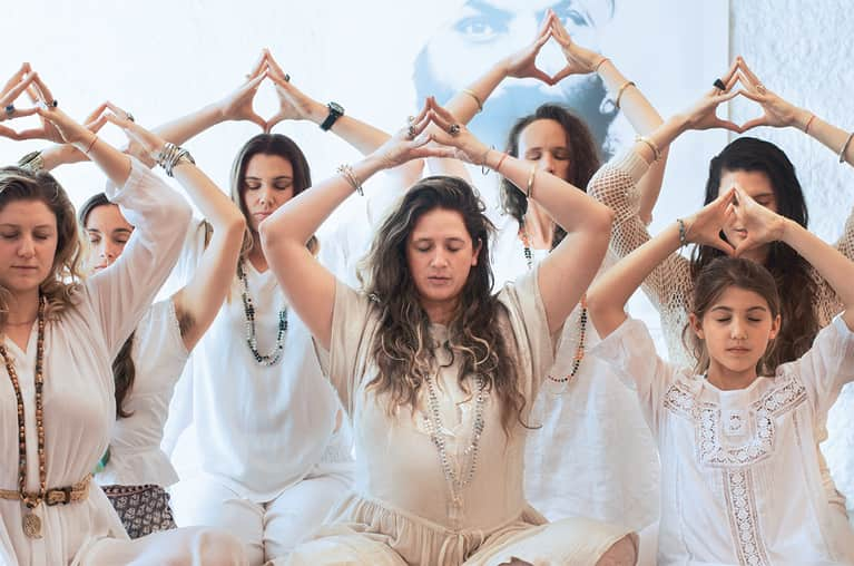 Why 3 Minutes Of Kundalini Yoga Could Change Your Life