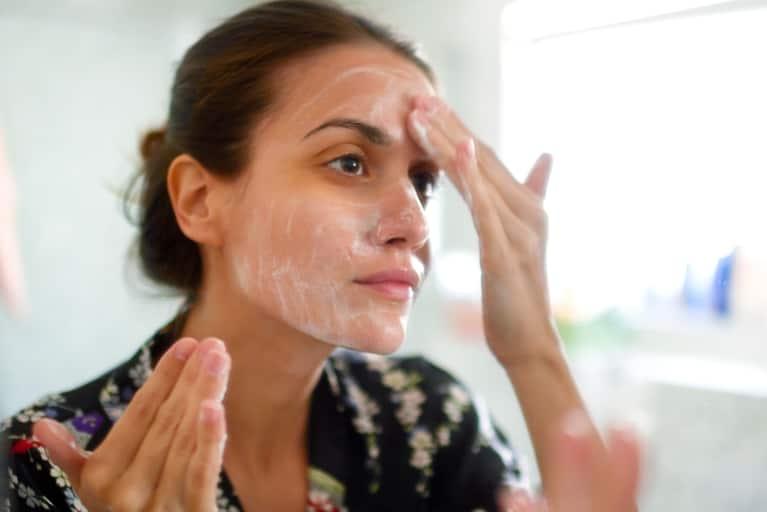 weleda skin food face mask