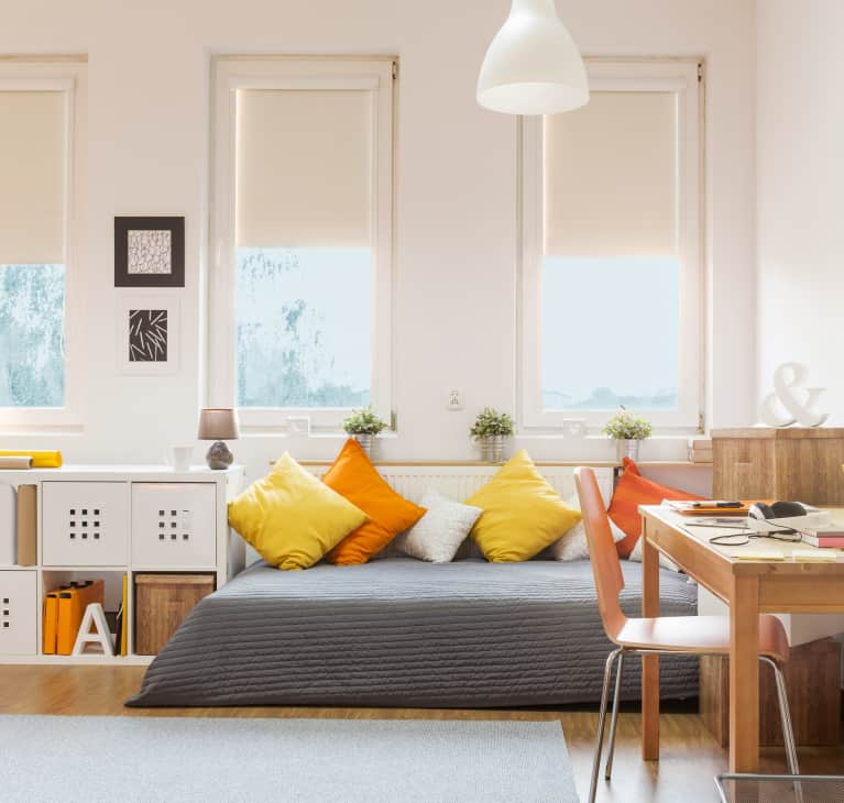 A Room's Colors Majorly Impact Your Mood. Here's How To Choose The Right Shade Every Time