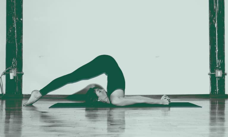 This Yoga Pose Will Bring Calmness To Your Day