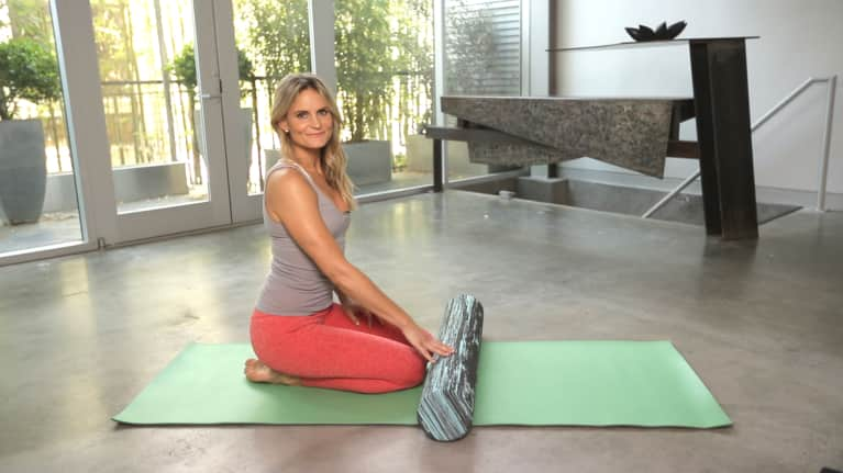 Can't Sleep? Try This Foam Rolling Routine