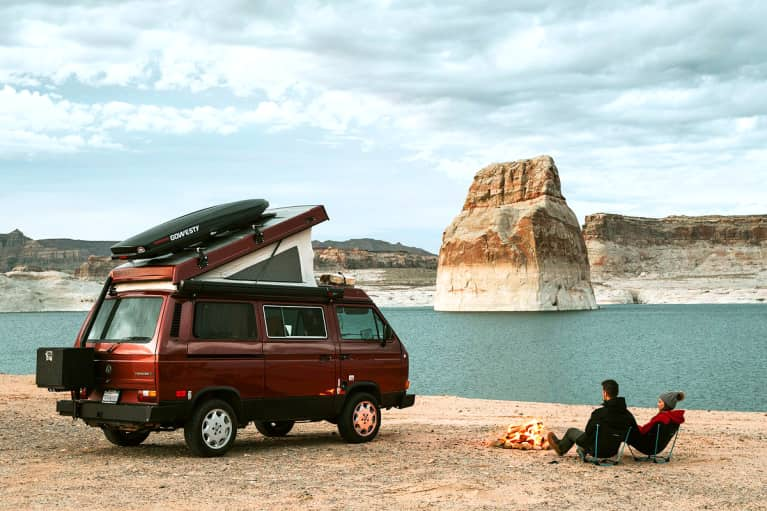 Peep At This Couple's Epic Road Trip Across All 59 US National Parks