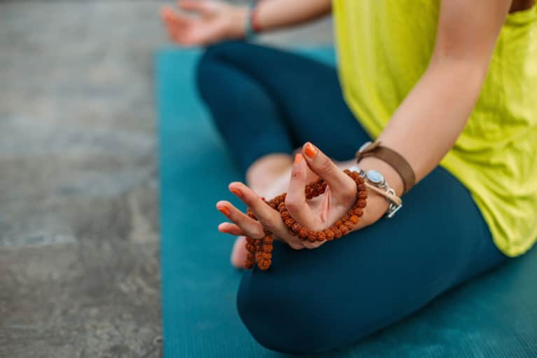 7 Yogic Mudras You Need For Love & Mental Clarity