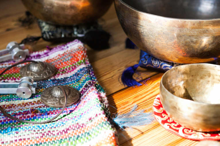 Sound Healing: What It Is + How To Use It To Relieve Stress