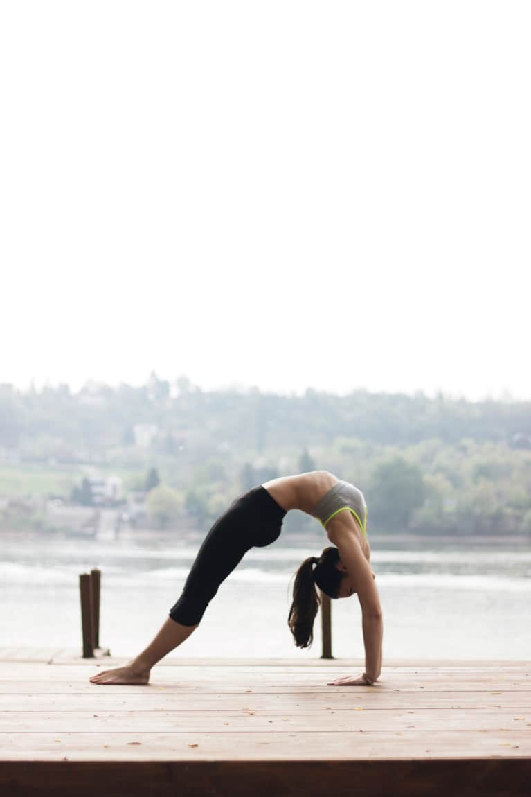 5 Yoga Poses That Will Help You Take Better Care Of Yourself