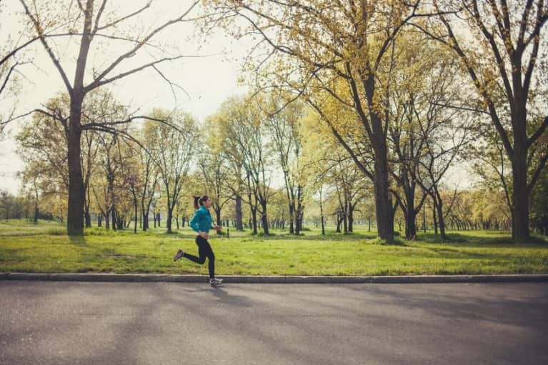 3 Simple Ways To Meditate While You're Running