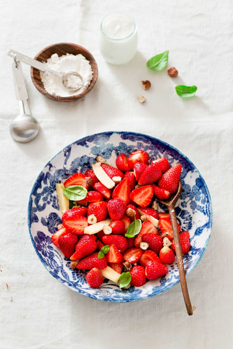 PSA: You're Eating Your Strawberries All Wrong. Here's The Chef-Approved Way To Make Them Way More Delicious
