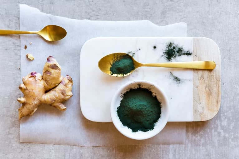 Spirulina: The Plant-Based, Blue-Green Supplement Linked With Glowing Skin, Reduced Inflammation & Overall Health
