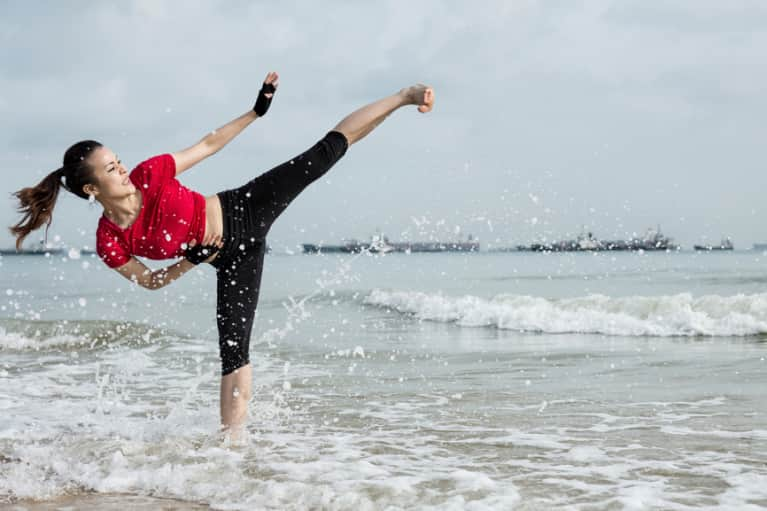3 Exercises That Will Make You Feel Like An Empowered Woman