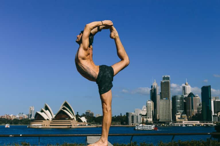 Why Men Should Practice Yoga