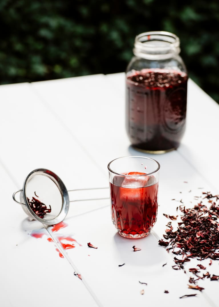 Want To Give Hibiscus Tea A Try Mindbodygreen