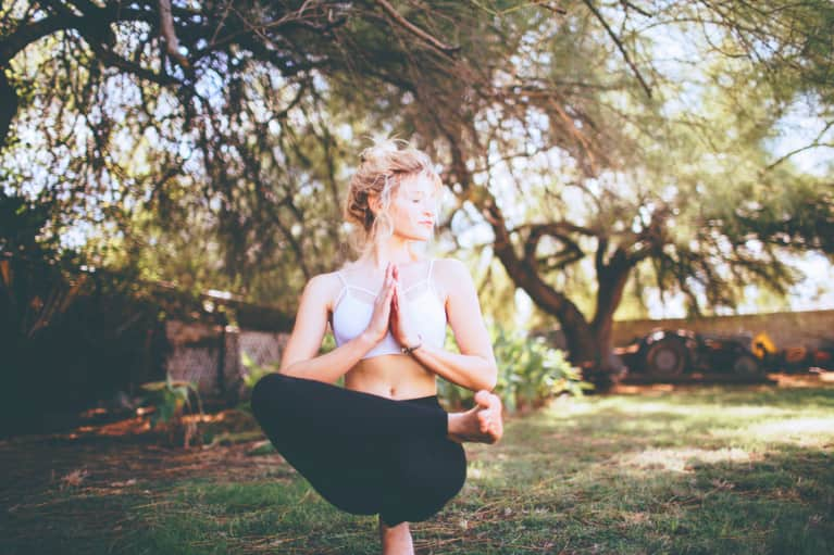 The Final Word On Whether You Should Do Yoga When You're Sick