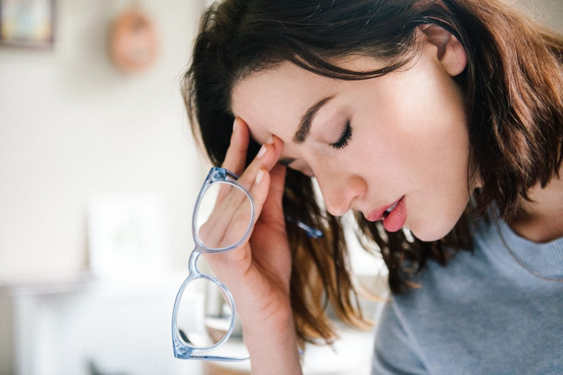 7 Ways to prevent, ease symptoms of menstrual migraines