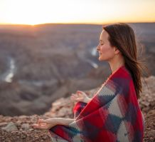 I Meditated Twice A Day For 90 Days. Here's What Happened