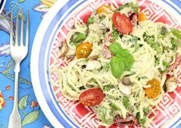 Raw Food Recipe Green Sundae Sauce