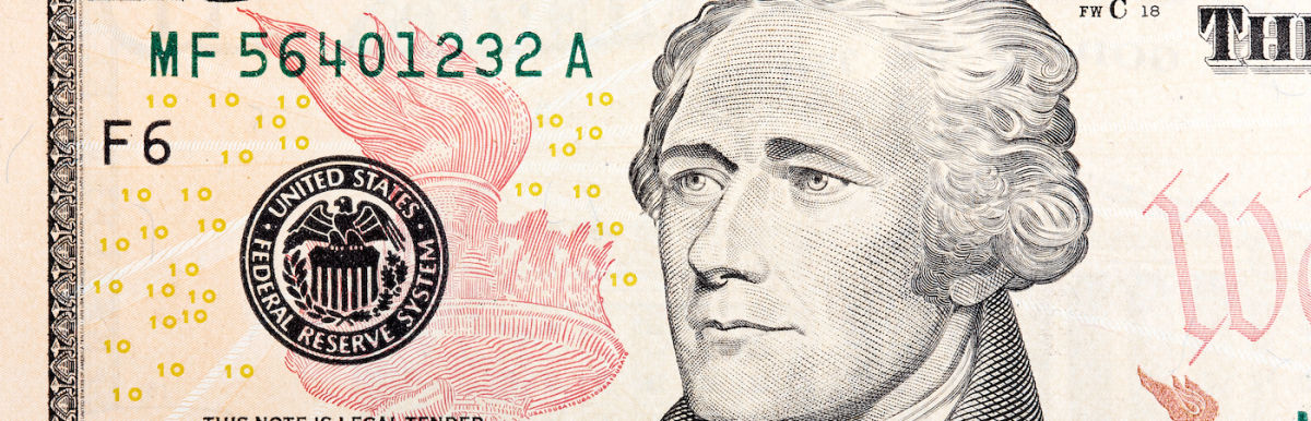 Big News! The $10 Bill Will Finally Feature A Woman Hero Image