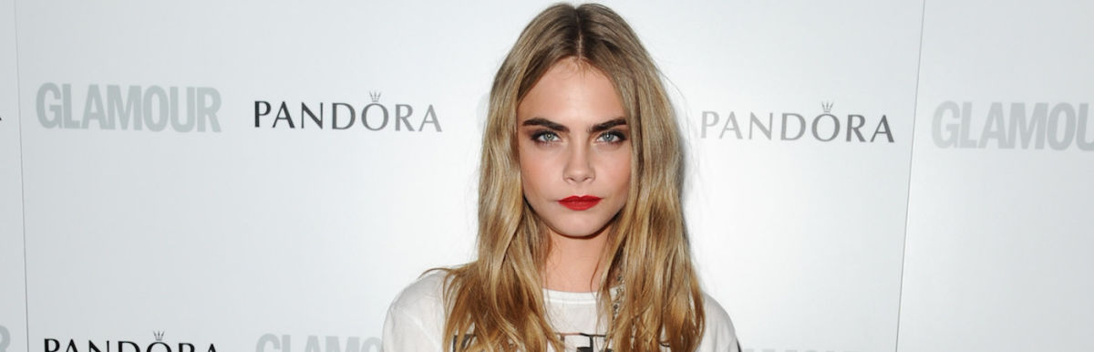 """Cara Delevingne Makes It Clear That Her Bisexuality Is """"Not A Phase"""" Hero Image"""
