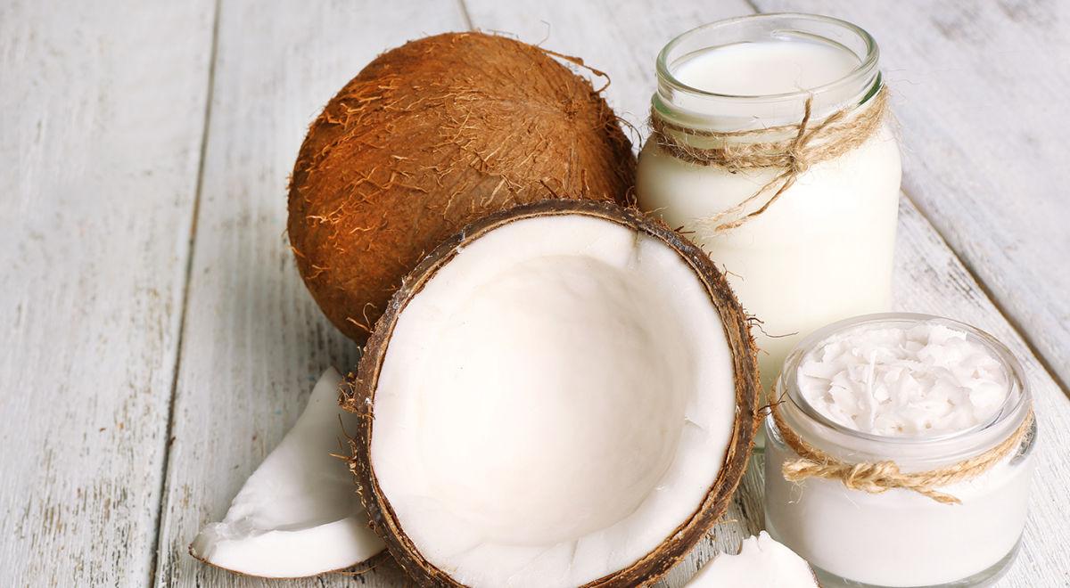 Znalezione obrazy dla zapytania coconut milk