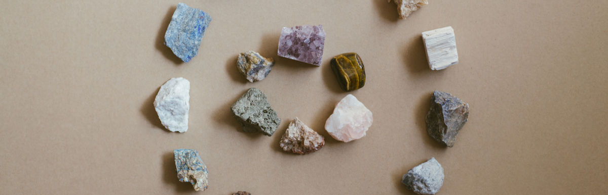 How To Harness The Ancient Power Of Gemstones For Your Best Skin Ever Hero Image