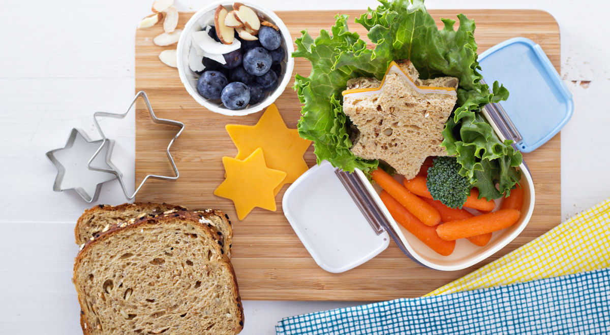 How To Kick School Lunches Up A Notch Hero Image