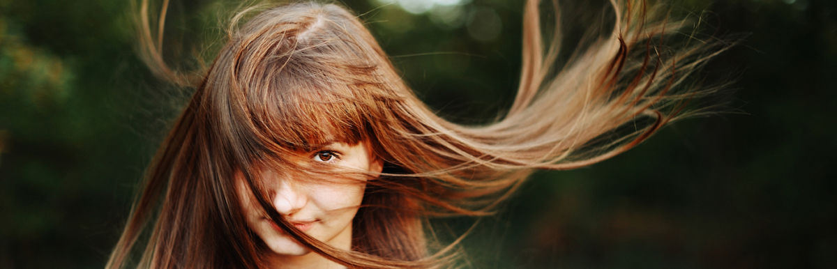 5 Simple Strategies For Naturally Healthy Hair Hero Image